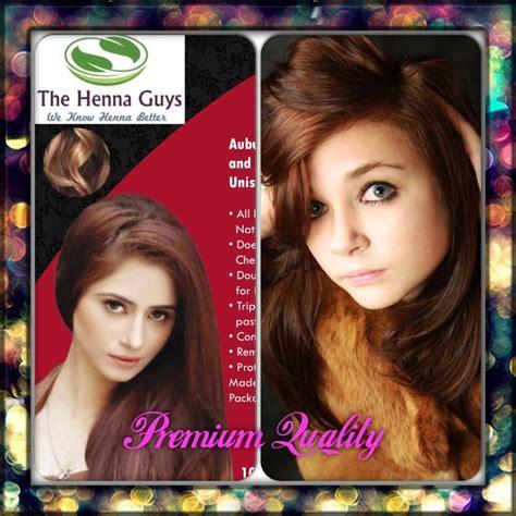 Auburn Henna Hair Dyecolor Organic And 100 Chemical Free