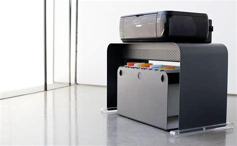 bureau pour pc portable et imprimante console pour ordinateur et imprimante