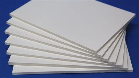 product black paper foam board