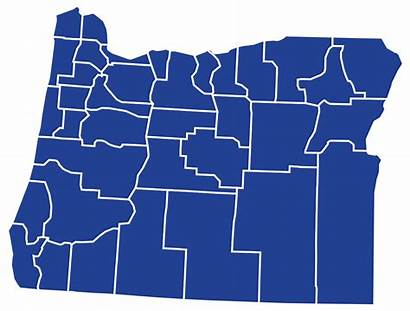 Presidential Oregon Democratic Primary Election County Results