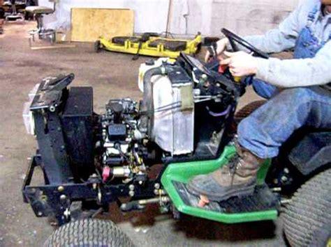 20 hp kawasaki motor removed from deere 425