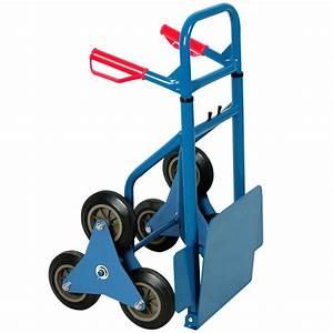 Diable Pour Transporter Matériel : diable 3 roues pour escalier ~ Edinachiropracticcenter.com Idées de Décoration