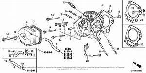 Honda Engines Gx390t1 Qaa2 Engine  Tha  Vin  Gcaet