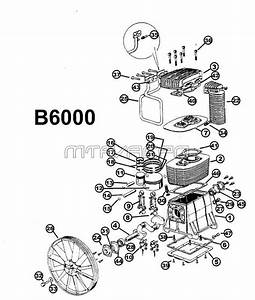 B6000 Pump Parts  B6000 Pump