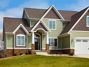 vinyl siding colors home siding exterior house color With home exterior design ideas siding
