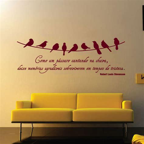 frases na parede da sua casa arte e design