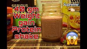 Most Effective Protein Shake