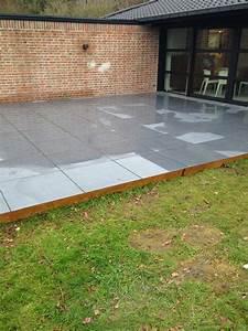 Dalle Pour Terrasse Sur Plot : terrasse ~ Premium-room.com Idées de Décoration