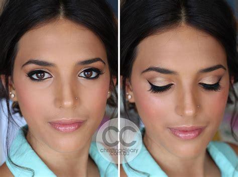 tan skin makeup ideas  pinterest dewy makeup