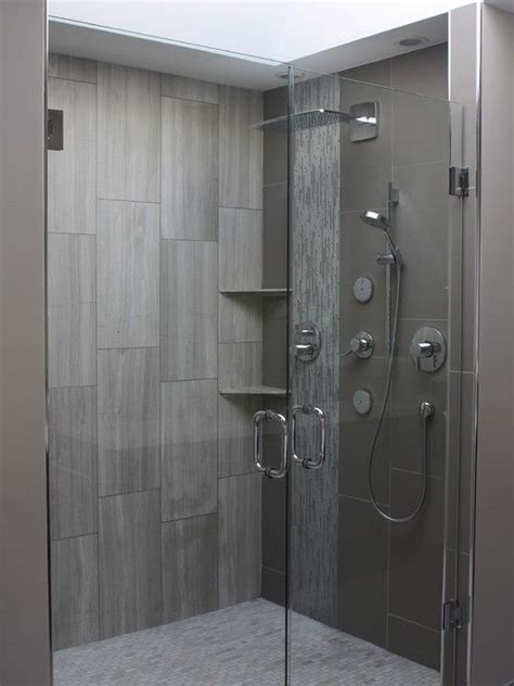 40 Modern Gray Bathroom Tiles Ideas And Pictures