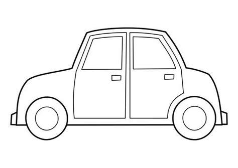 Auto Kleurplaat Zijkant by 452 Best Images About Thema Verkeer On Cars