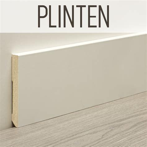 Goedkope Plinten Kopen by Houten Plinten Kopen Hoge Dunne Plint With Houten
