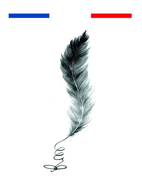 tatouage plume poignet tatouage bracelet plume pendentif