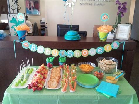 Office Baby Shower by Finding Nemo Office Baby Shower Ideas Office