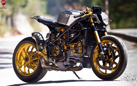 Cafe Racer Hd Wallpaper