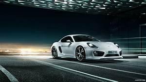TECHART Porsche Cayman (2013) - Front HD Wallpaper #6