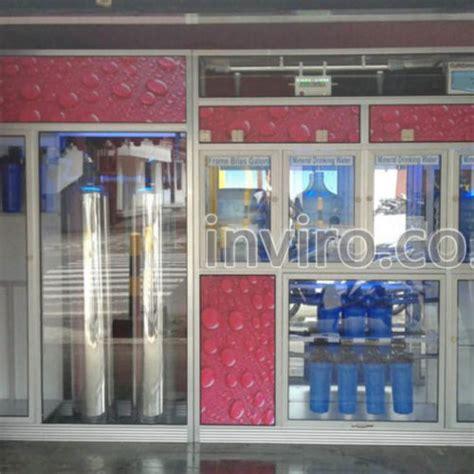 jual pasang depot air minum isi ulang bolaang mongondow