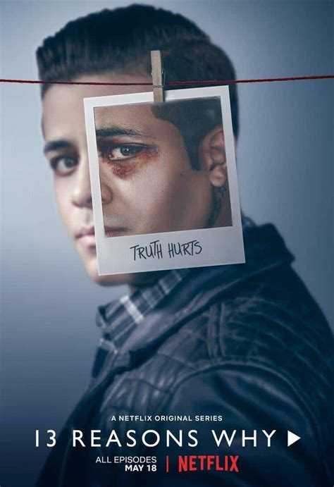 The trailer teases the murder of problematic character bryce, shifting the direction of the show into more of a crime drama. 13 Reasons Why Season 2 Character Posters | Thirteen reasons why, 13 reasons why netflix, 13 reasons