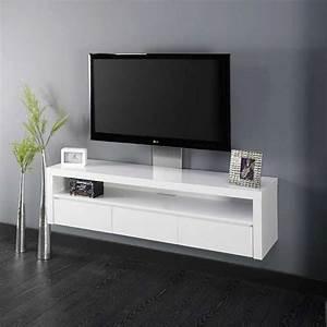 Meuble Mural Ikea : meuble tv suspendu ikea meubles servant inc ~ Dallasstarsshop.com Idées de Décoration