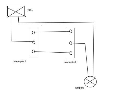 circuito llave combinada electricidad como conectar llaves combinadas para una luz taringa