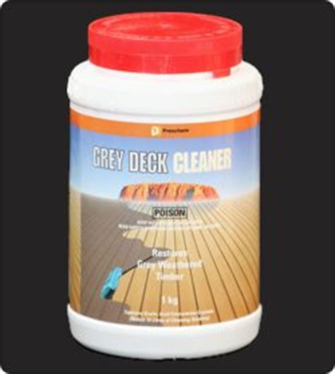 grey deck cleaner wood cleaner deck wash oxalic acid