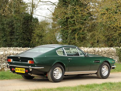 Aston Martin V8 Vantage Uk Spec 197789