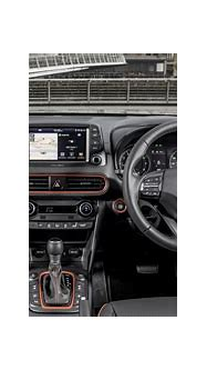 Hyundai Kona Interior & Infotainment   carwow