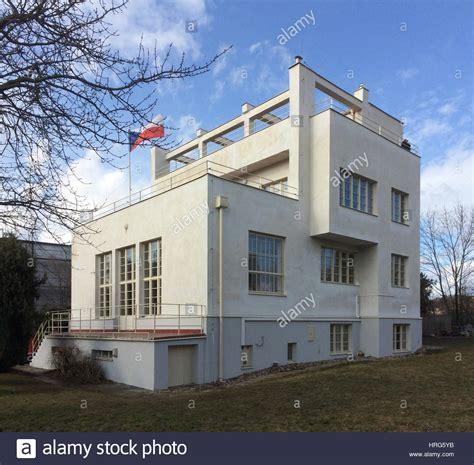 casa muller loos villa winternitz designed by austrian modernist architect