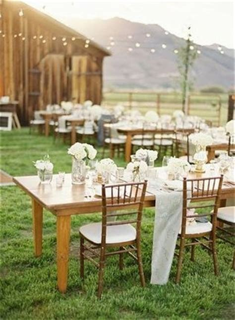 rustic table linens for weddings rustic wedding wedding tables without linens rustic