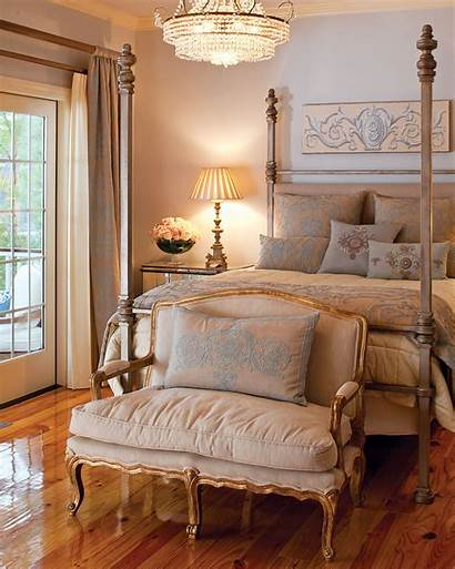 Bedroom Bedrooms Southern Master Romantic Dreamy Country