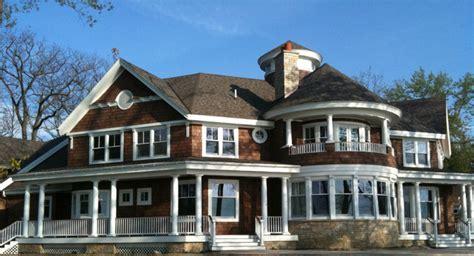 shingle style home ideas photo gallery shingle style summer home on lake michigan