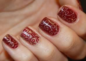 Christmas nail art designs hd wallpapers unique