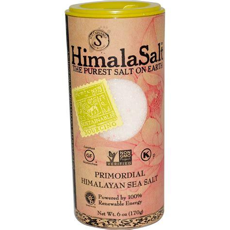 Himalasalt Primordial Himalayan Sea Salt 6 Oz 170 G