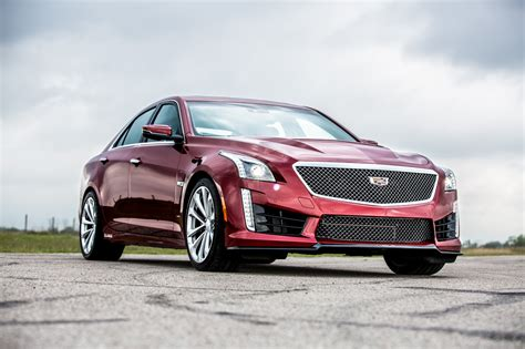 20162018 Cadillac Ctsv Hpe750 Upgrade Hennessey