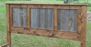 Loomed Rugs by Rustic Barnwood Headboard W Alder Panel Buy On Lodge Craft