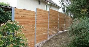 Terrasse Günstig Bauen : garten sichtschutz holz awesome frschl holz im garten ~ Lizthompson.info Haus und Dekorationen