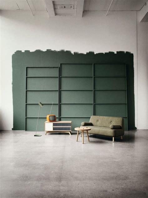 color coded dark green moody hues  malaysia furniture