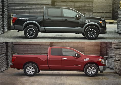 2017 Nissan Titan Crew Cab by 2017 Nissan Titan King Cab S Price Likely Won T Swing Crew