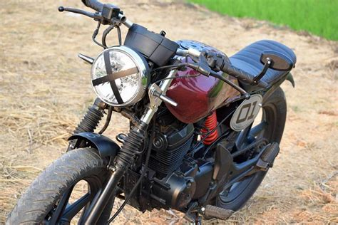 Modified Bikes Honda by Modified Honda Unicorn 150 Caf 233 Racer By Costa Motorcycle Co