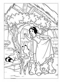 HD wallpapers coloriage imprimer blanche neige