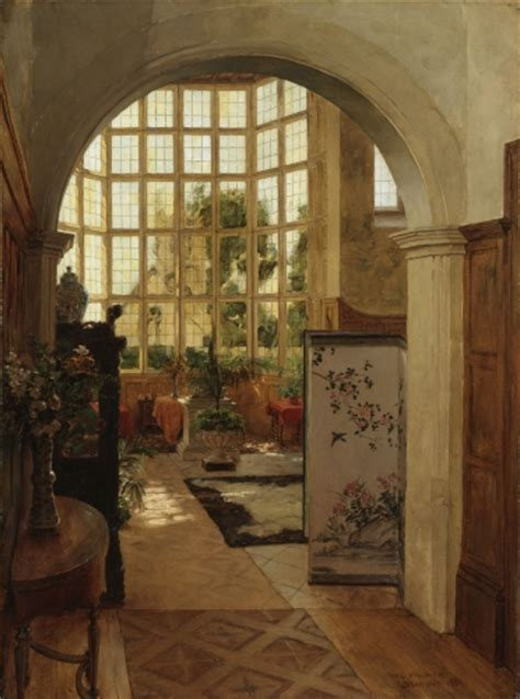 walter launt palmer painting  moment albany institute  history  art