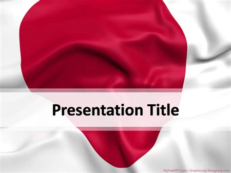 japan powerpoint template  japanese powerpoint