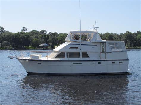 Fiberglass Boat Repair Jacksonville Florida by 1985 Hatteras 43 Motor Yacht Power Boat For Sale Www