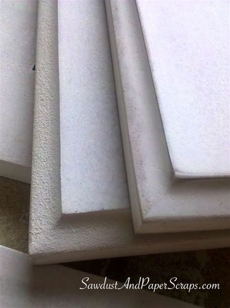 paint mdf   smooth edges sawdust girl