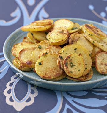 plat a cuisiner facile pommes de terre sautées les meilleures recettes de