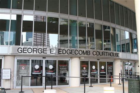 hillsborough county courthouse george  edgecomb