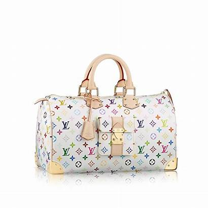 Vuitton Louis Handbags Monogram Multicolore