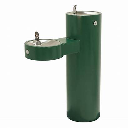 Fountain Drinking Fountains Stainless Steel Outdoor Barrier