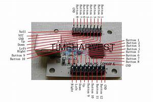 Jamma To Usb Wiring Diagram