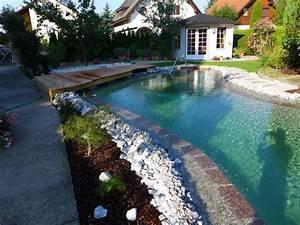 Gartengestaltung Kosten Beispiele : naturpool oder schwimmteich gartengestaltung zangl ~ Markanthonyermac.com Haus und Dekorationen